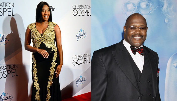 Marvin winans is dating
