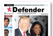 Houston Defender August 16, 2018