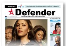 September 06, 2018 Houston Defender
