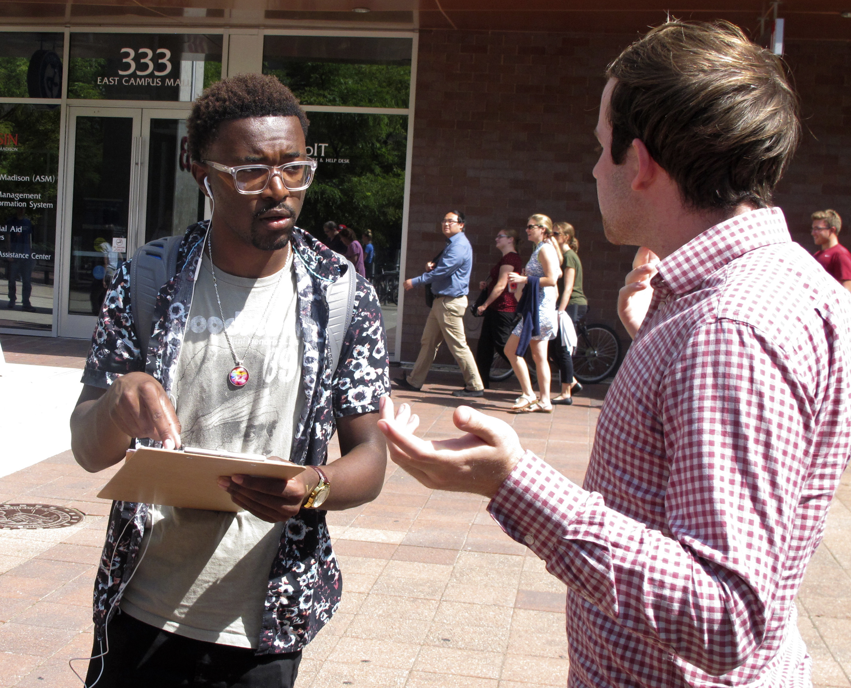 Going To Polls In Madison Felt Like >> Poll Young People Feel Anxious About Election Defendernetwork Com
