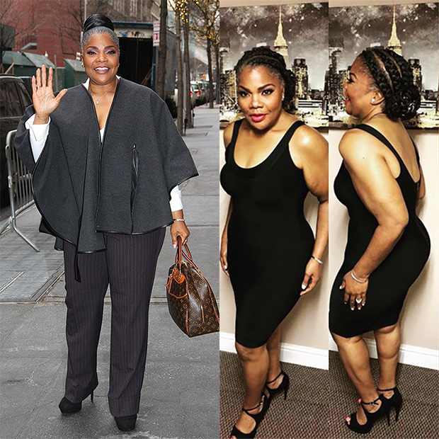 Mo'Nique Flaunts Shocking 100lb. Weight Loss