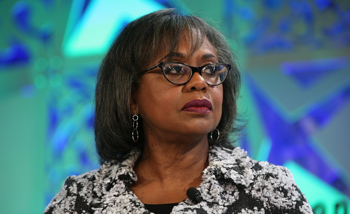 Anita Hill says she could vote for Joe Biden if he became 2020 nominee