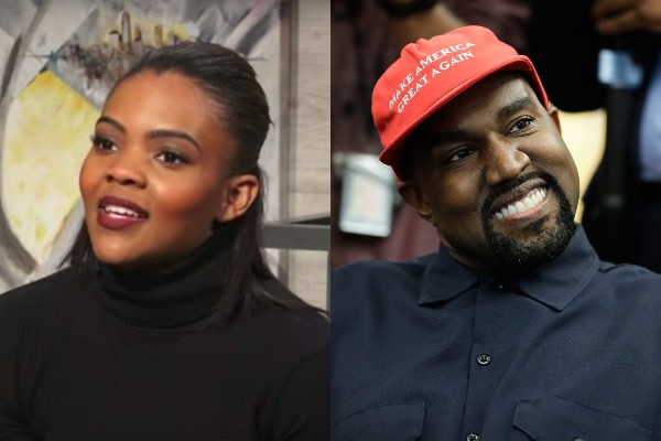 79c7e1267 Kanye West has a message for his millions of fans that includes distancing  himself from politics and Candace Owens. In a series of tweets