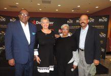 State Sen. Royce West_Dr. Carolyn Evans-Shabazz_Sonny Messiah Jiles_State Sen Borris Miles