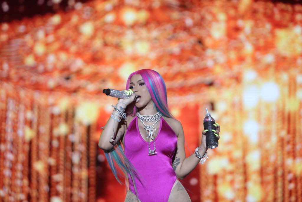 Cardi B's Second Fashion Nova Collection Made $1 Million In One Day