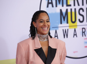 Tracee Ellis Ross on the lack of support from Hollywood while on 'Girlfriends'