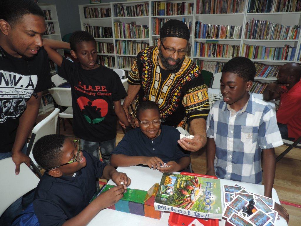 SHAPE Community Center turns 50
