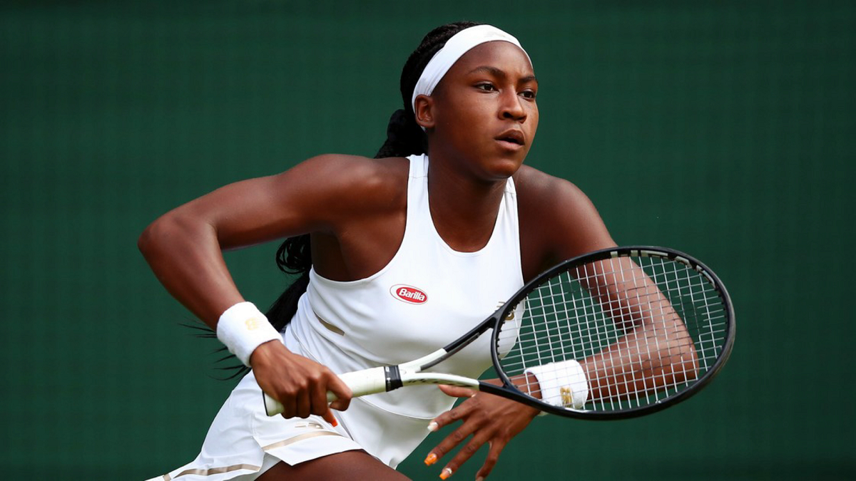 Coco's comeback: Gauff erases deficits to win US Open debut