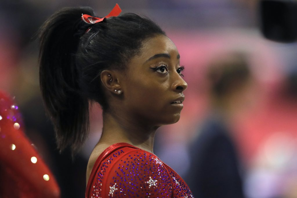 Simone Biles to USA Gymnastics: 'You literally had one job and didn't protect us' [VIDEO]
