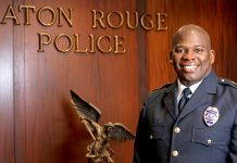Baton Rouge Police Chief Murphy Paul