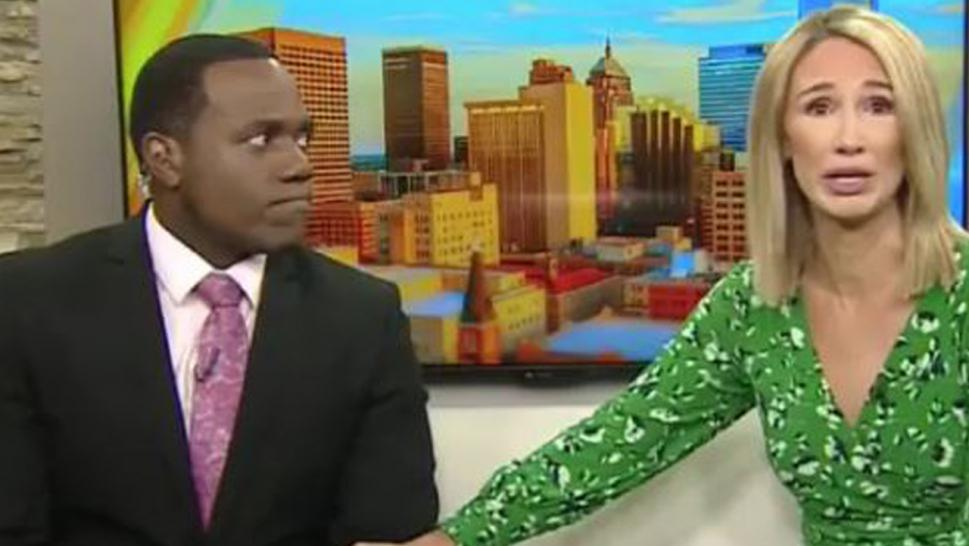 OKC anchor apologizes after likening Black co-anchor to a gorilla