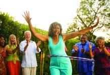 Outdoor activities for personal satisfaction