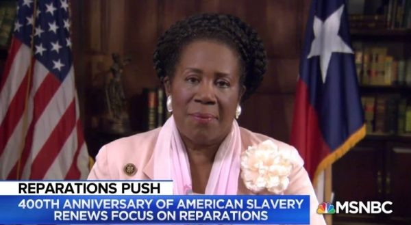 Congresswoman Jackson alleviates concerns about Slavery reparations