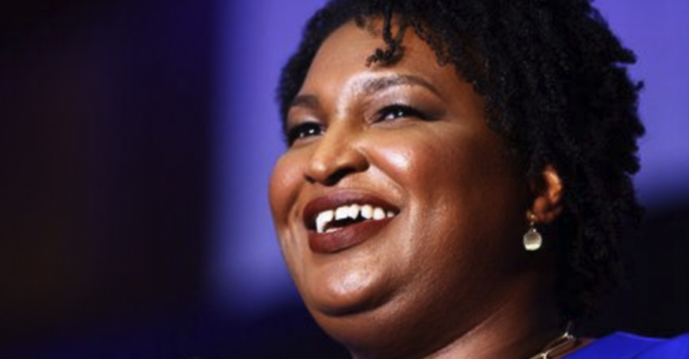 Stacey Abrams Would Be 'Honored' To Be VP