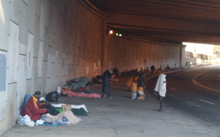 Atlanta Raises $50 Million To Provide Housing For The City's Homeless Population