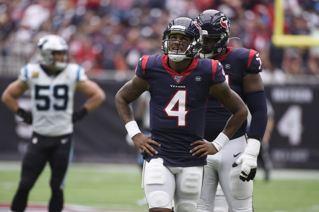 Texans, Falcons both look to rebound