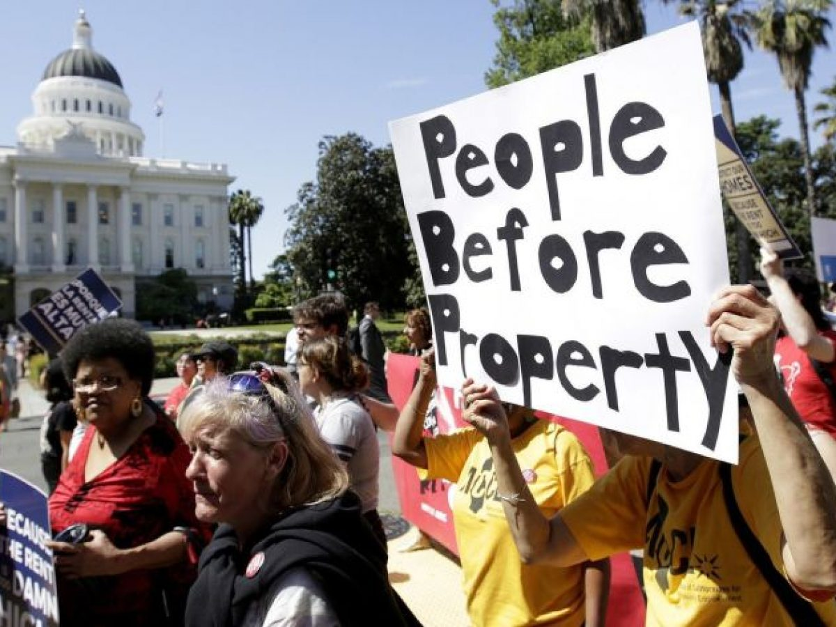 A coronavirus rent strike could leave renters vulnerable ...