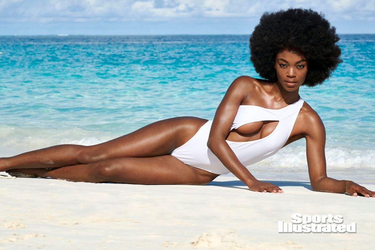 Black Model Tanaye White Wins Sports Illustrated Swimsuit 2020 Model Search Defendernetwork Com