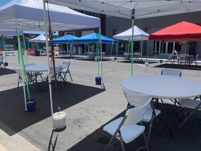 Houston to allow restaurants to convert parking to outdoor dining