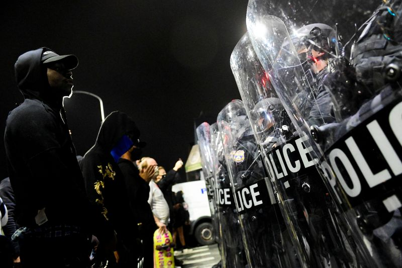 Philly issues curfew to quell unrest