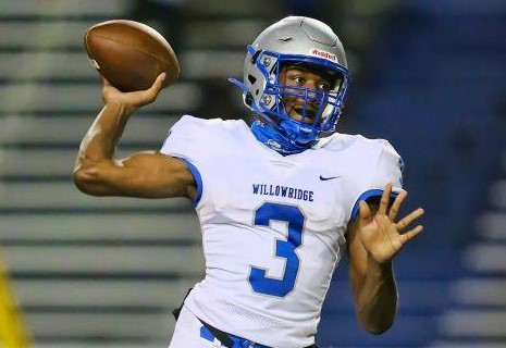 Willowridge QB Rufus Scott is Versatile
