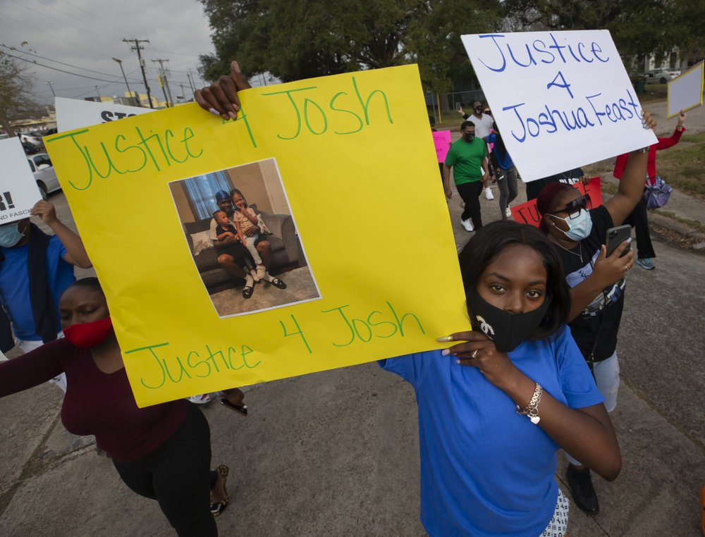 Autopsy: Black man killed by Texas officer was shot in back