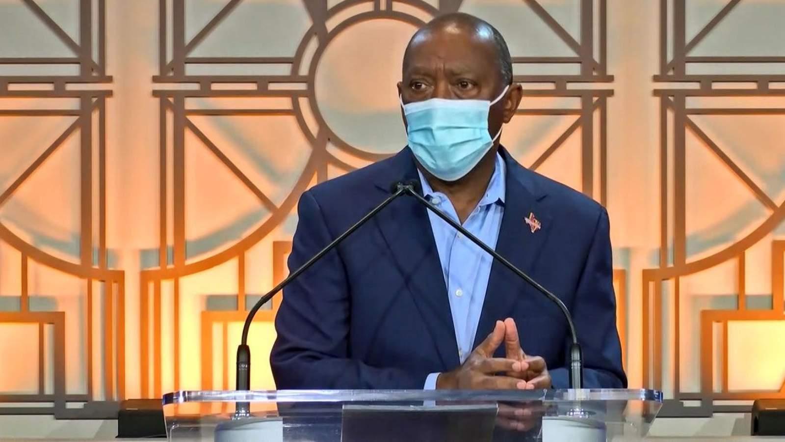 Turner considers curfew as Houston's coronavirus cases increase