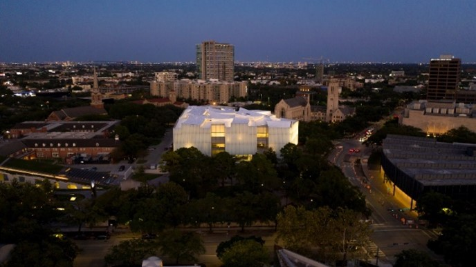 MFAH touts inaugural installations in its new Nancy and Rich Kinder Building