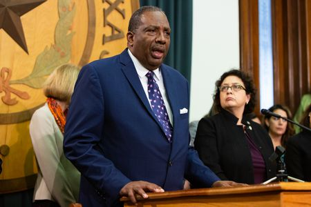 Trump's election fight puts embattled Texas AG in spotlight; State Sen. Royce West reacts