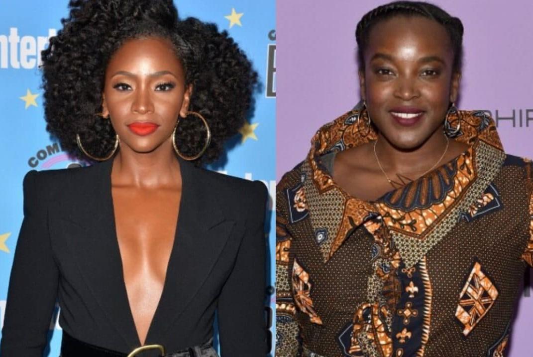 Black women, Teyonah Parris and Wunmi Mosaku, join Marvel Cinematic Universe